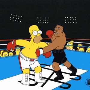 Tatum Vs Homer