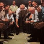 Dice - Oil on Canvas - 91x121cm
