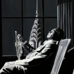 Miles Davis 60 x 73