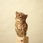 Cheetah - wood - 158x22x29cm