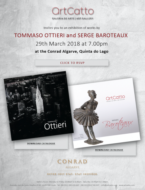 Serge Baroteaux & Tommaso Ottieri
