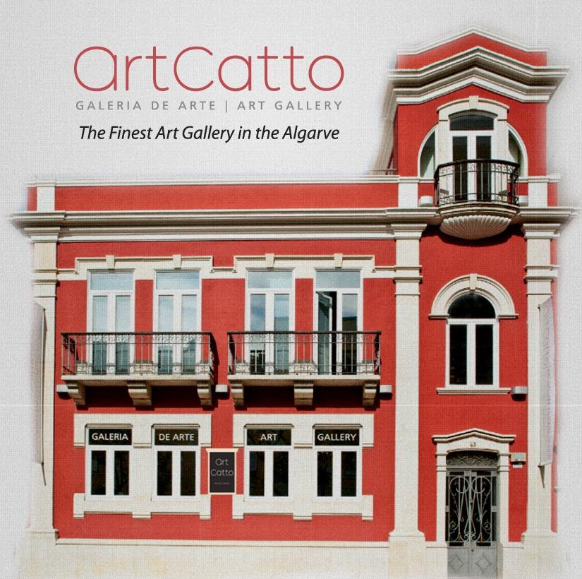 Artcatto- Galeria de Arte - Art Gallery - Algarve