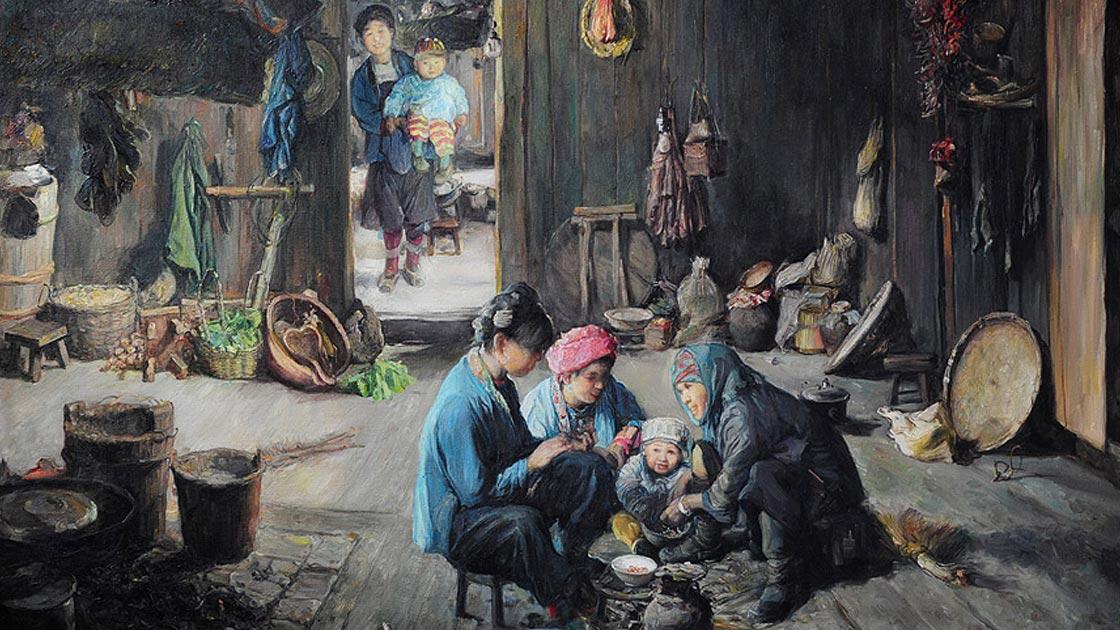 Shen Ming Cun ArtCatto Gallery in Loulé Algarve