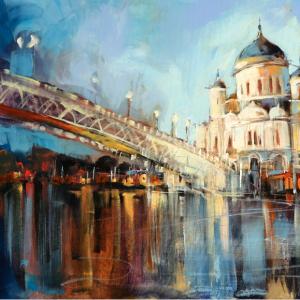 Moskau Kathedrale