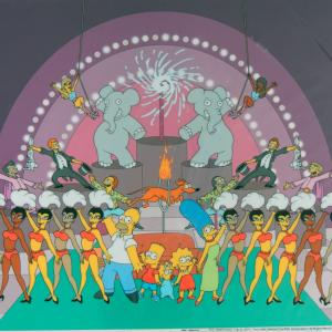 Viva the Simpsons