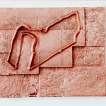 Copper Coated Panel No 7