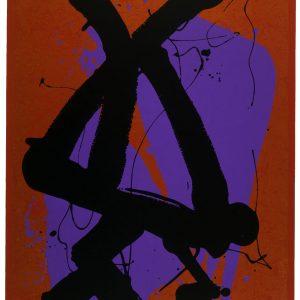 John Hoyland Galeria ArtCatto em Loulé Algarve