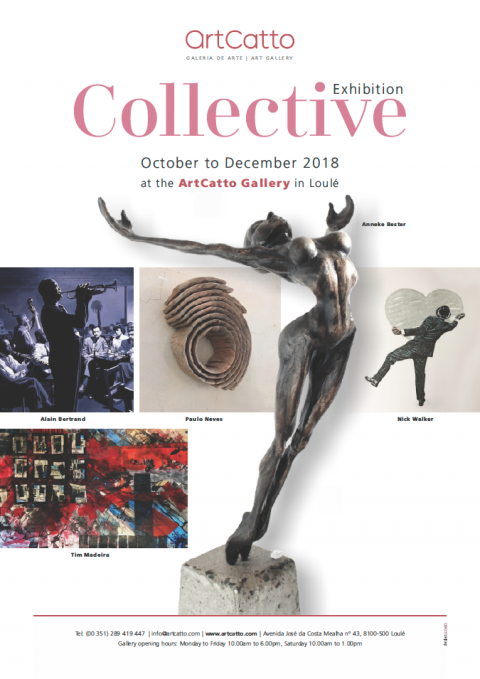 October Collective Exhibition