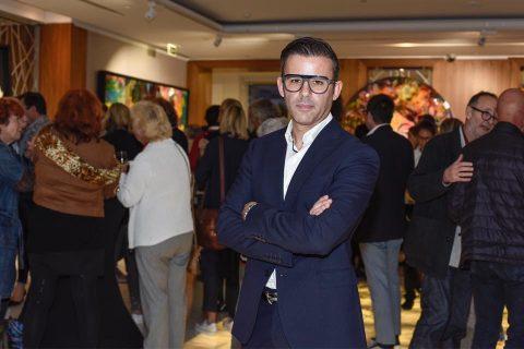 Pedro Guimarães Colourful Souls Exhibition at Conrad