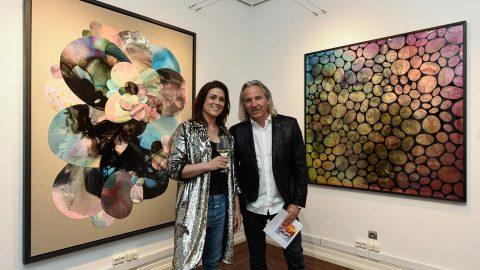 Alisa Lim A Po and Voka Exhibition at Artcatto Gallery