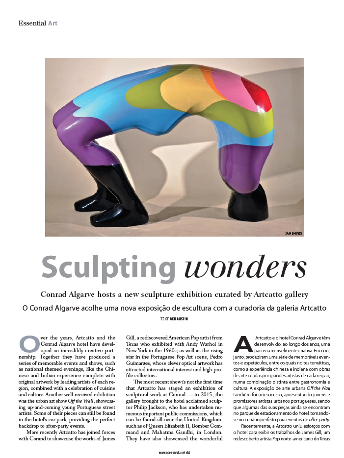 Sculpting Wonders