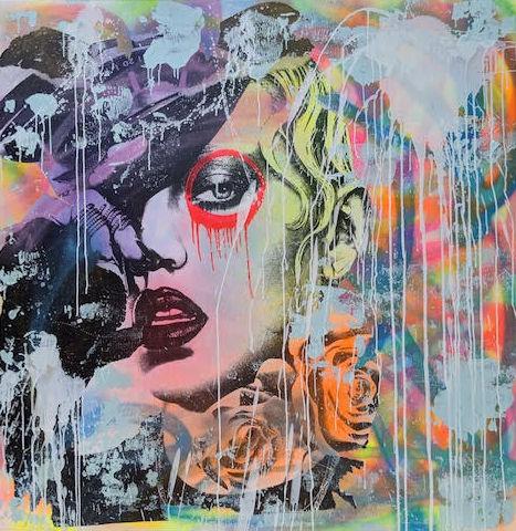 ArtCatto Gallery in Loulé Algarve Dain