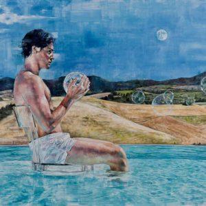 Andrew Kinsman Galeria ArtCatto em Loulé Algarve