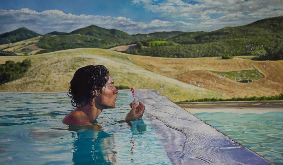 Andrew Kinsman ArtCatto Gallery in Loulé Algarve