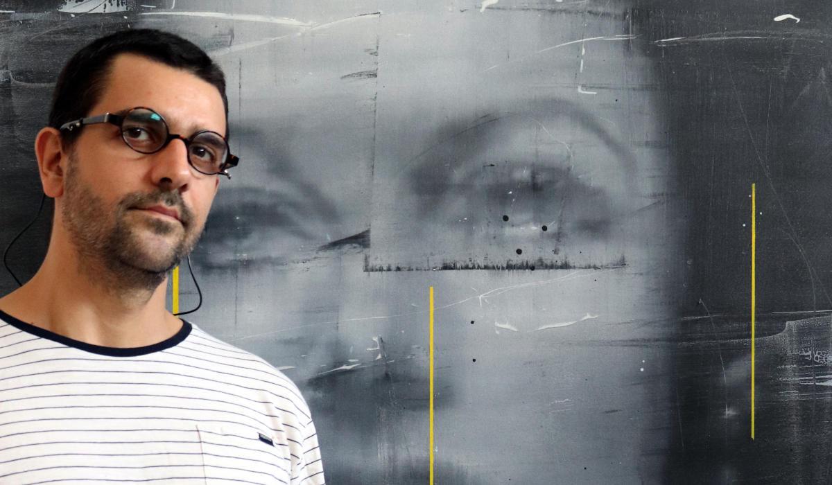 Mario Henrique Galeria ArtCatto em Loulé Algarve