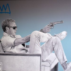 James Mylne ArtCatto Gallery in Loulé Algarve